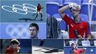La batalla por el bronce olímpico entre Djokovic y Carreño