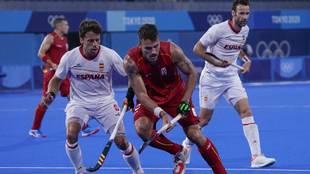 Bélgica - España, en directo: ¡los Redstiscks pierden 2-1!