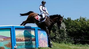 Sacrifican al caballo 'Jet Set' tras sufrir una grave lesión