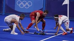 España cae con honores ante los número 1 y dice adiós a los Juegos
