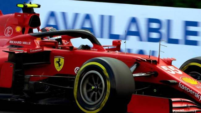 ¡Descalificado Vettel: Sainz sube al podio!
