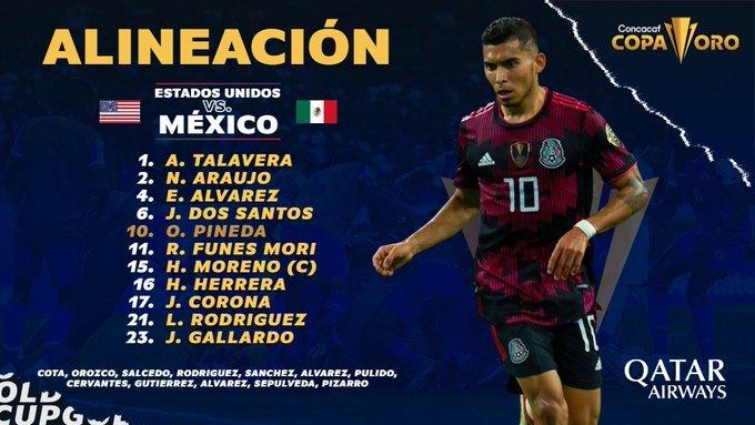 Estados Unidos vs México: Resumen en video, goles y resultado de la Final de Copa Oro 2021