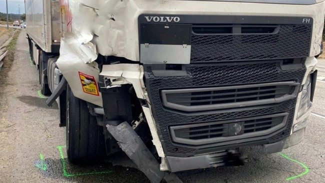 Camionero detenido por atropellar mortalmente a otro conductor en la...