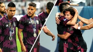 Dos a cero: Estados Unidos consuma un verano de terror para la selección mexicana