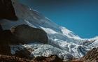 Una de la zonas montañosas del Tíbet