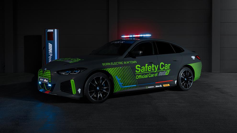 El i4 M50 es el primer modelo eléctrico desarrollado por BMW M GmbH.