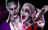 El 'Joker' y Harley Quinn en la película de 2016.