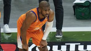 Chris Paul rechaza la oferta de los Suns por $44 millones y es agente libre