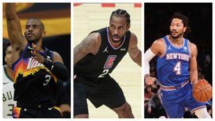Los 10 mejores agentes libres para el inicio del mercado NBA