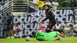 El dato que fulmina a Funes Mori y la delantera de México en la Copa Oro: nadie falló más ocasiones