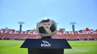San Luis tiene casos de Covid-19 antes del juego ante Querétaro.