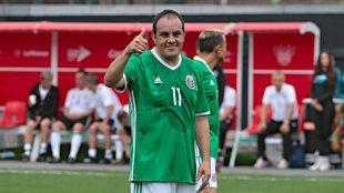 Cuauhtémoc Blanco habla de la derrota de la selección mexicana ante...