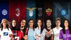 Españoles presentes en el fútbol femenino italiano.