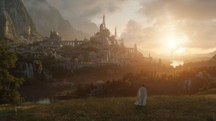 The first image from the 'Lord of the Rings' series