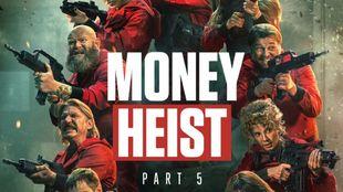 Money Heist Season 5 Nettflix