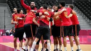 España Balonmano partido hoy Dinamarca - Juegos Olimpicos Tokio 2020