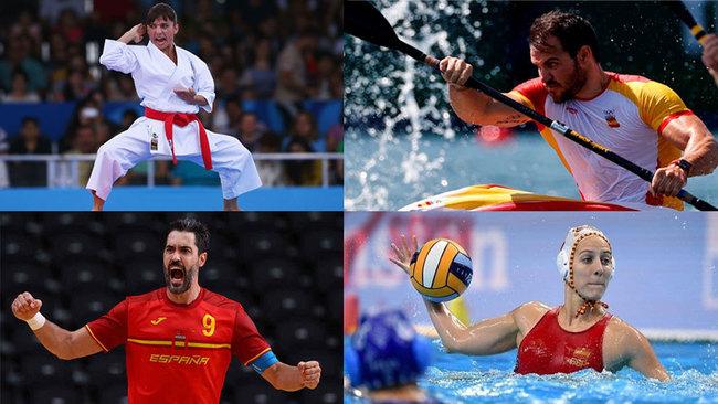 España arranca la jornada con varias opciones de medalla