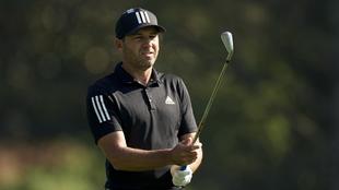 Sergio García, en un torneo del PGA Tour