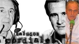 """Alfonso Azuara: """"En la redacción de la SER y de la COPE había agentes dobles"""""""