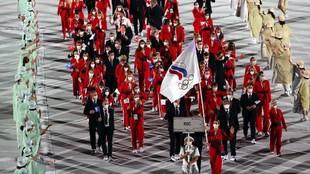 ROC y no Rusia: la consecuencia del escándalo ruso de dopaje de...