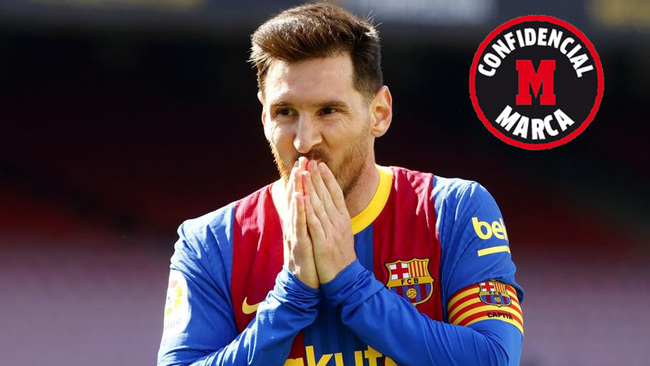 Exclusiva MARCA: vuelco radical al caso Messi, casi imposible que siga