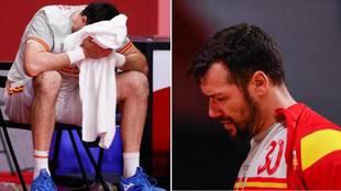 """Impresiona oir llorar al gigante Gedeón Guardiola: """"Cuando se va terminando algo tan bonito..."""""""