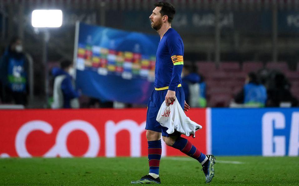Messi, más lejos que nunca de renovar.