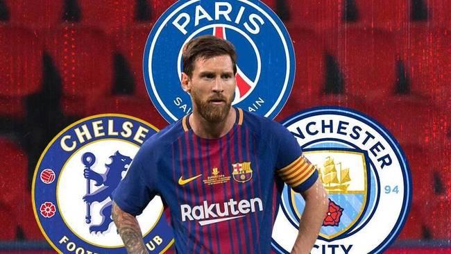Así están las opciones del futuro de Messi