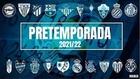 Pretemporada: cinco equipos de Primera se preparan