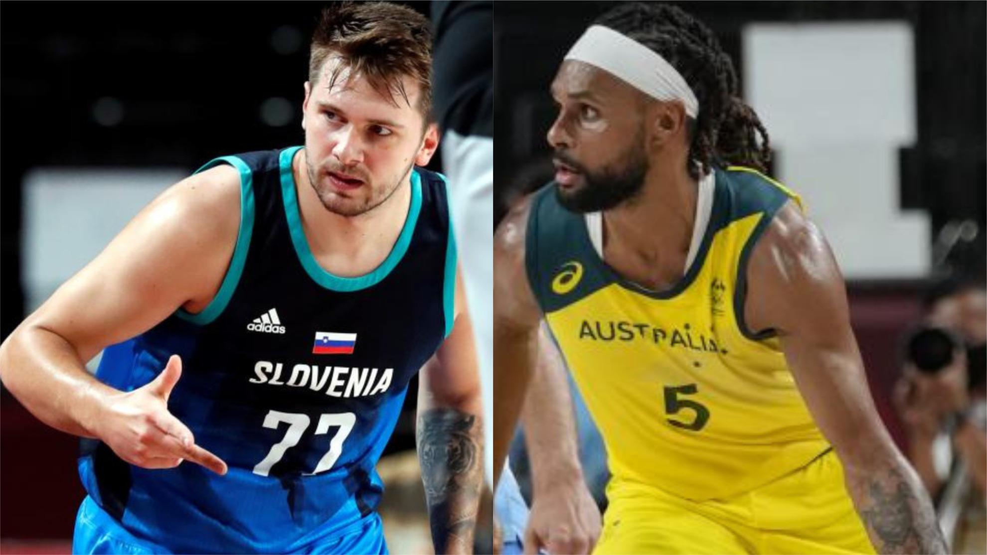 En directo: Eslovenia - Australia, por el bronce