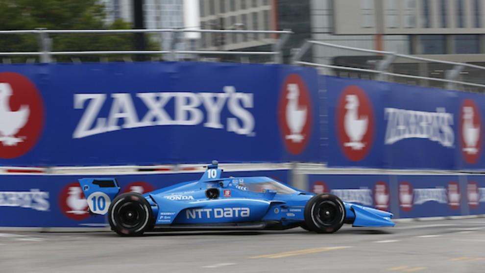 Alex Palou - Indycar - Nashville - Music City GP - clasificación - Ganassi