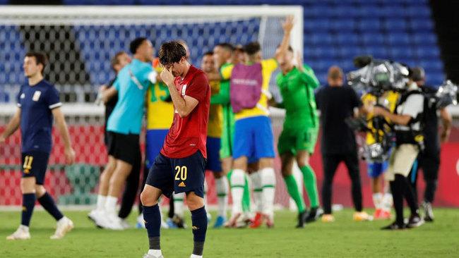 Brasil nos quita otro oro