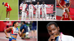 The US have had a great Tokyo Games.