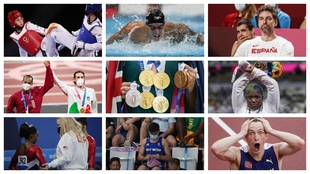 A historic Olympic Games in 15 moments
