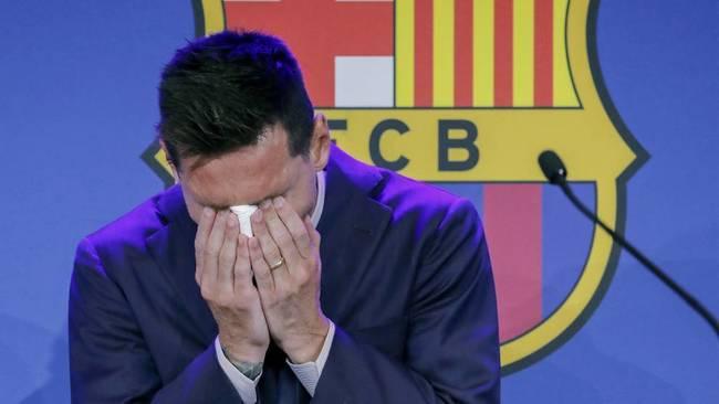 """Messi: """"Yo había bajado al 50% mi ficha y no se me pidió nada más"""""""