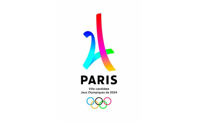 Logotipo de la candidatura olímpica de París 2024