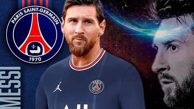 Messi llega a un acuerdo con el PSG por dos años