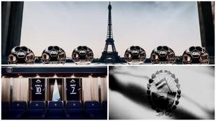 Las mil pistas del PSG en el vídeo para anunciar a Messi: la imagen más icónica y su sitio en el vestuario...