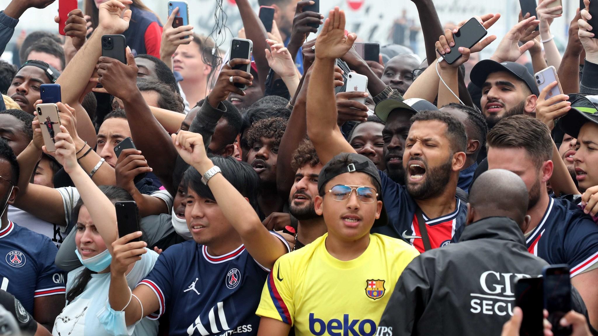 Messi en París: Messi ficha con el PSG: Resumen de noticias, reacciones y así fue la contratación de Leo en París   Marca