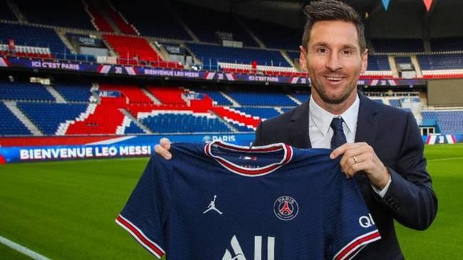 Oficial: Messi ficha por el PSG