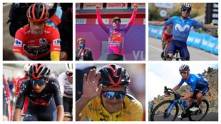 Favoritos Vuelta a España 2021
