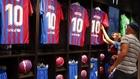 La devolución de las camisetas de Messi y sus consecuencias para el Barcelona