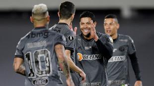 Atlético Mineiro vence por la mínima a River Plate en la Copa...