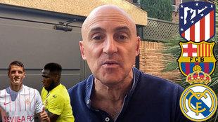 El duro análisis de Maldini sobre el Madrid y el Barça... Se salva el Atleti