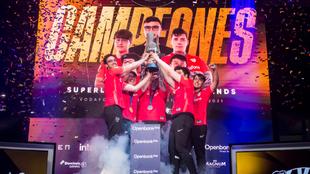 Vodafone Giants, campeones del summer split de la Superliga de LoL