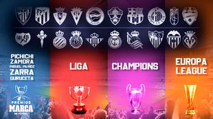 Macroencuesta de LaLiga 2021-22: Campeón, Pichichi, descenso, Europa...