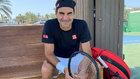 El dolor de Federer