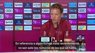 """El Bayern protesta por el fichaje de Messi: """"Me tengo que frotar los ojos..."""""""
