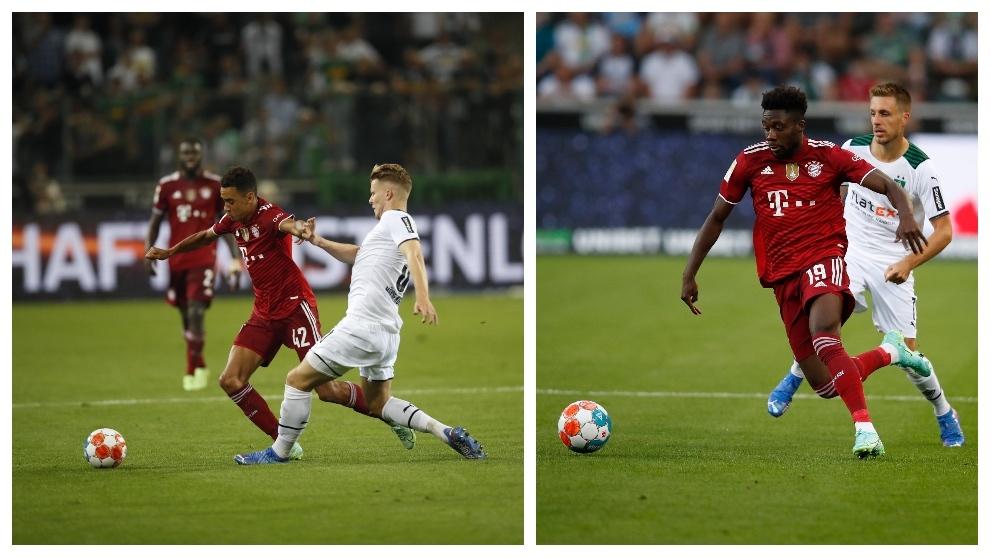Bayern de Múnich y Borussia Mönchengladbach inauguraron la...