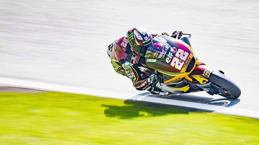 Sam Lowes se hizo con la pole de Moto2 en Austria
